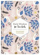 Daily Wisdom For Teen Girls Hardback