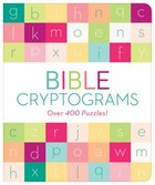Bible Cryptograms: Over 400 Puzzles! Paperback
