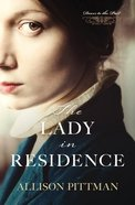 The Lady in Residence (Doors To The Past Series) Paperback