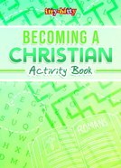 Becoming a Christian (NIV) (Itty Bitty Bible Series) Paperback