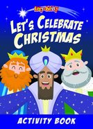 Let's Celebrate Christmas (NIV) (Itty Bitty Bible Series) Paperback