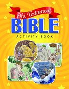 Old Testament Bible Activity Book (Reproducible) Paperback