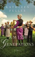 Amish Generations: Four Stories (6 Cds) CD