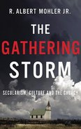 The Gathering Storm: Secularism, Culture, and the Church (7 Cds) CD