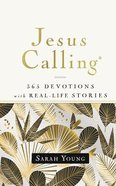 Jesus Calling, 365 Devotions With Real-Life Stories, With Full Scriptures (13 Cds) CD