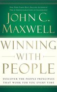 Winning With People (6 CDS: Discover the People Principles That Will Work For You Everytime CD