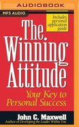 The Winning Attitude: Your Key to Personal Success (Mp3) CD