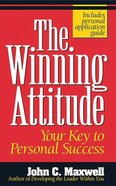 The Winning Attitude: Your Key to Personal Success (7 Cds) CD