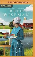 A Picture of Love (Unabridged, MP3) (Amish Inn Novels Series) CD