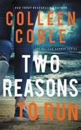 Two Reasons to Run (7 CDS) (#02 in Pelican Harbor Series) CD