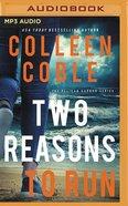 Two Reasons to Run (MP3) (#02 in Pelican Harbor Series) CD