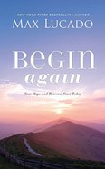 Begin Again: Your Hope and Renewal Start Today (7 Cds, Unabridged) CD