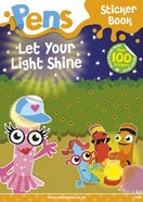 Pens Sticker Book: Let Your Light Shine Stickers