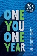 One You One Year: 365 Devotions For Boys Paperback