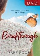 Breakthrough: Finding Freedom in Christ (Dvd- Ntsc) DVD