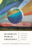 Majority World Theology eBook
