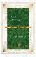The Singer (Bible Study) Paperback