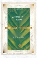 Knowing God (Bible Study) Paperback