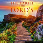 2021 Standard Wall Calendar: The Earth is the Lords Calendar