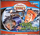 Twists and Turns (#23 in Adventures In Odyssey Audio Series) CD