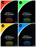Journey, the Revised (One Year Leader Guide Set) (Disciples Path Series) Pack