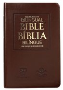 Portuguese/English Parallel Bible (New Translation In Today's Language) Imitation Leather