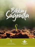 Portuguese Evangelism Bible Seed Cover (New Translation In Today's Language) Paperback