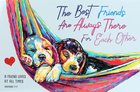 Poster Small: Best Friends (Prov 17:17) Poster