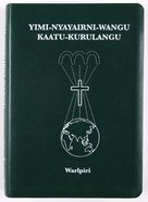 Warlpiri Bible Genuine Leather