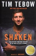 Shaken: Discovering Your True Identity in the Midst of Life's Storms Paperback