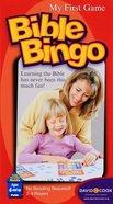 Board Game: Bible Bingo Game