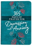 365 Days of Prayer For Depression & Anxiety Imitation Leather