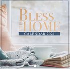 2021 12-Month Small Calendar: Bless This Home Calendar