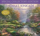 2021 Wall Calendar: Thomas Kinkade Special Collectors Edition With Scripture Deluxe Calendar