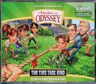 The Ties That Bind (4 CDS) (#58 in Adventures In Odyssey Audio Series) CD