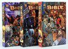 Kingstone Comic Bible Trilogy (Kingstone Graphic Novel Series) Hardback