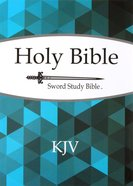 KJV Sword Study Bible Personal Size Large Print Paperback