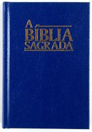 Portuguese Almeida Bible Revised (Black Letter Edition) Hardback