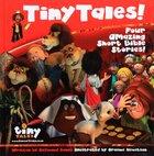 Tiny Tales: Four Amazing Short Bible Stories Hardback