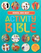 School Kids Best Activity Bible (With 4 Pages Of Stickers) Paperback