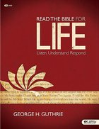 Read the Bible For Life (3 Dvds) (Dvd Only Set) DVD