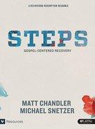 Steps (4 Dvds): Gospel-Centered Recovery (Dvd Only Set) DVD