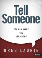 Tell Someone (1 DVD): You Can Share the Good News (Dvd Only Set) DVD
