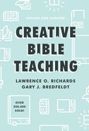 Creative Bible Teaching Hardback