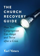The Church Recovery Guide eBook