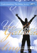 Free At Last : Understanding the Book of Galatians (With Printable Pdf Notes) (MP3 Audio, 24 Hrs) (Understanding The Bible Audio Series) CD
