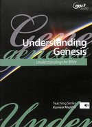Understanding Genesis (MP3 Audio, 23 Hrs) (Understanding The Bible Audio Series) CD