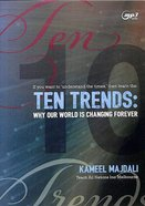Ten Trends: Why Our World is Changing Forever (Mp3 Audio, 6 Hrs) CD
