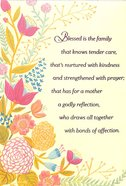 Bd - Mother (Yellow Background, Floral) Cards