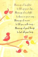 Mother's Day - Blessings of Laughter Cards